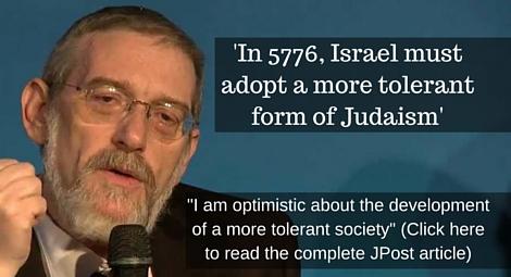 Rabbi Michael Melchior Jpost