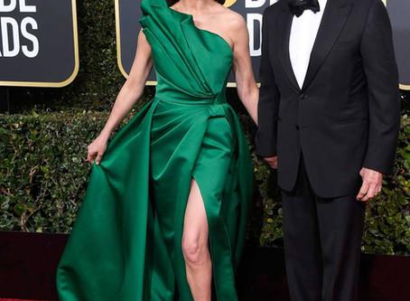 Golden Globes: una red carpet particular