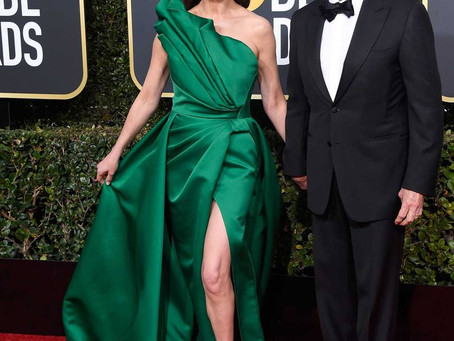 Golden Globes: una red carpet particular
