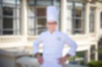 Chef Jean-François Malle © Camille Jimen