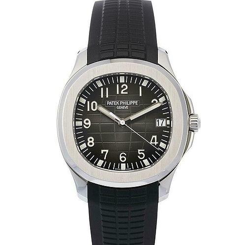 Patek Philippe Jumbo Aquanaut 5167 Steel Rubber Watch Box & Papers