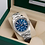 Thumbnail: Rolex Sky-Dweller 42mm Blue Dial Stainless Steel 326934