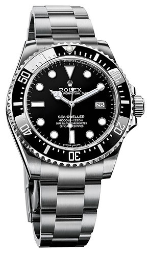 Rolex Sea-Dweller 116600 Black Dial Discontinued *MINT CONDITION*