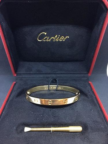 Cariter Love Bracelet