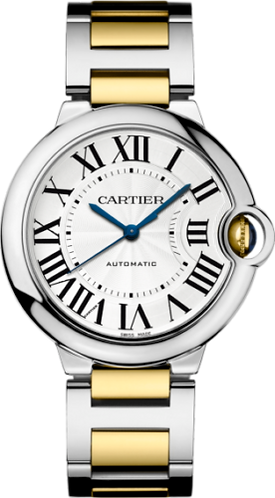 Cartier Ballon Bleu 42mm Two-Tone Ref. W2BB0022