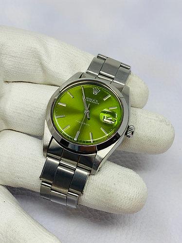 Rolex Oysterdate Precision Ref. 6694 Olive Green Dial
