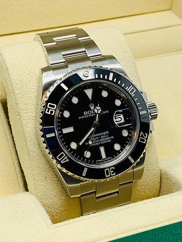 Rolex Submariner 116610 Ceramic Bezel *UNWORN*
