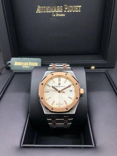 Audemars Piguet Royal Oak Rose Gold 34MM Selfwinding 77350SR.OO.1261SR.01