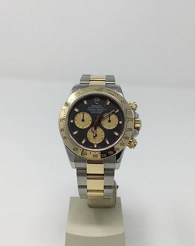 Rolex Daytona Factory Paul Newman Dial 116523  /MINT. Full Set Box Papers