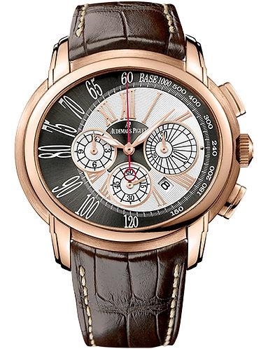 Audemars Piguet Millenary chronograph Rose Gold Ref 261450R.Oo.D093Cr.01