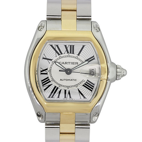 Cartier Roadster Two-Tone Ref. 2510