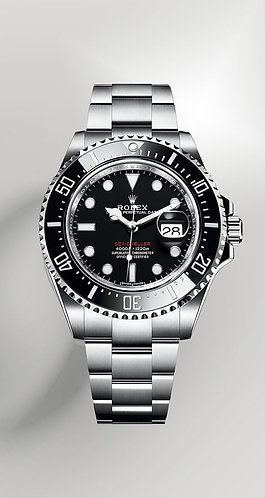 Rolex Sea-Dweller 126600 43MM 50th Anniversary