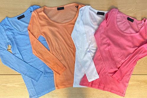 Artikel 10102A T-Shirt  100% Baumwolle kaltgefärbt