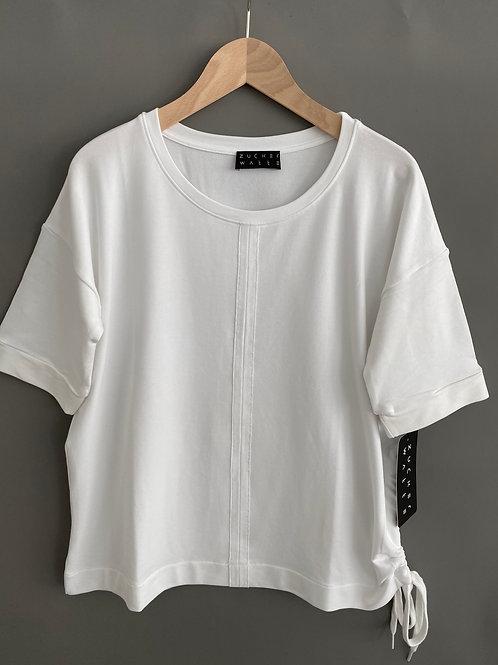Artikel 10527 - Sweat T-Shirt mit Tunnelzug