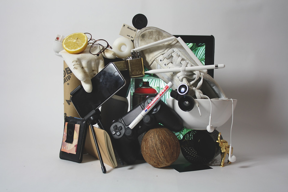 your clutter does not define you as a person