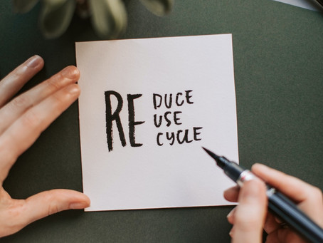 Reduce, Reuse, Recycle — Which Matters Most?