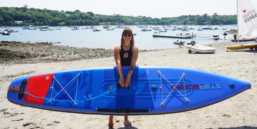 Paddle4SAS - Amy Kenworthy