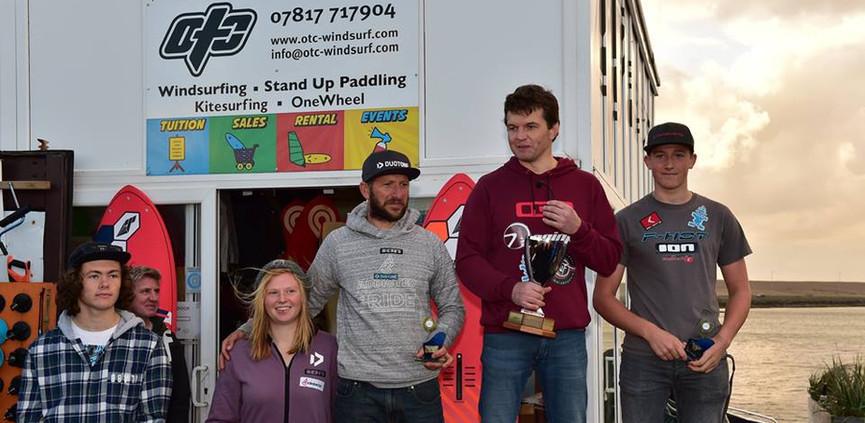 Championship podium - Credit: Andy Stallman
