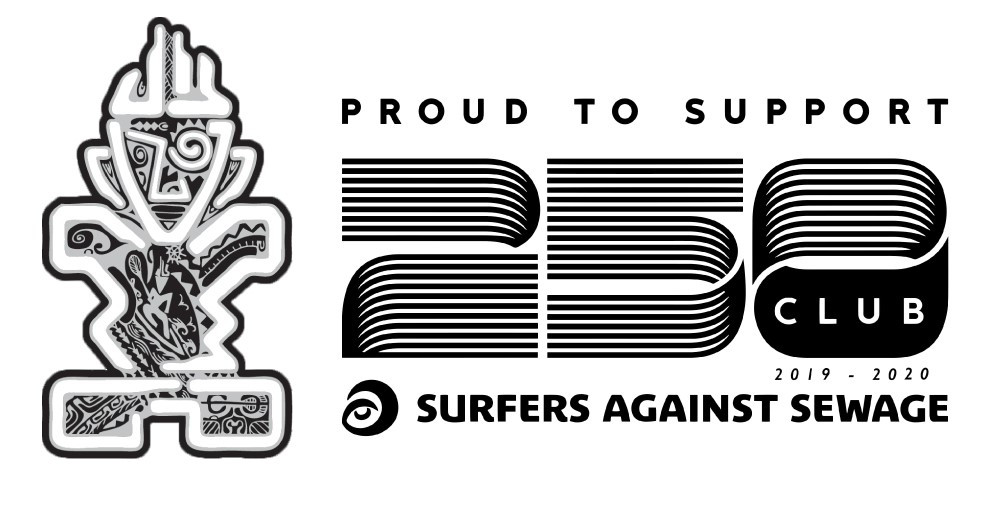 Starboard SUP Supporting Surfers Against Sewage