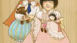 Uちゃん結婚記念            松の板 アクリル絵の具