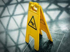 Prevent Slip, Trip & Falls with these 8 Steps