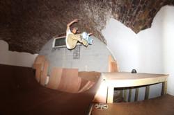 Chris Oliver Airborne
