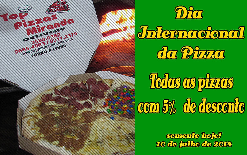 top pizzas miranda