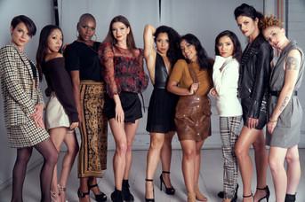 Tanya, Maki, Mesha, Jane, HT, Kim, Xael, Ashley, & Rachael. Los Angeles 2019.