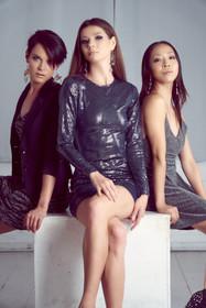 Tanya, Jane, & Maki. Los Angeles 2019.