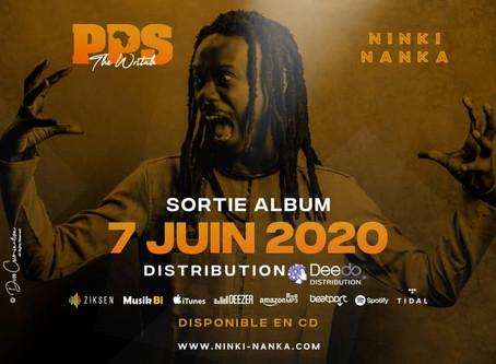 """Sortie de l'Album """"Ninki Nanka"""""""