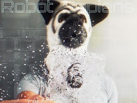 Sortie du premier EP de Robot Sapiens le 18 Septembre 2020