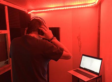 Fin du confinement pour PhilR qui retrouve les chemins du studio !
