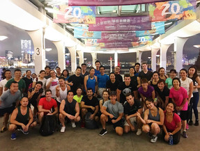 Hiphop HIIT with Lululemon