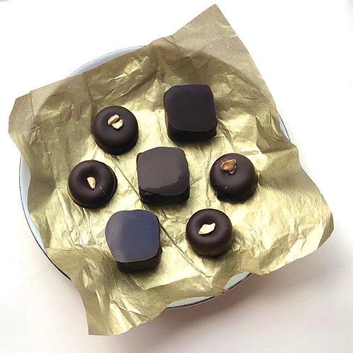 Ballotin de chocolat 14 morceaux