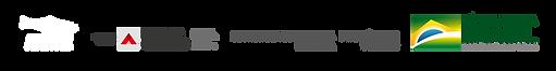 Cartela de Logos - Mostra Cine Rivello