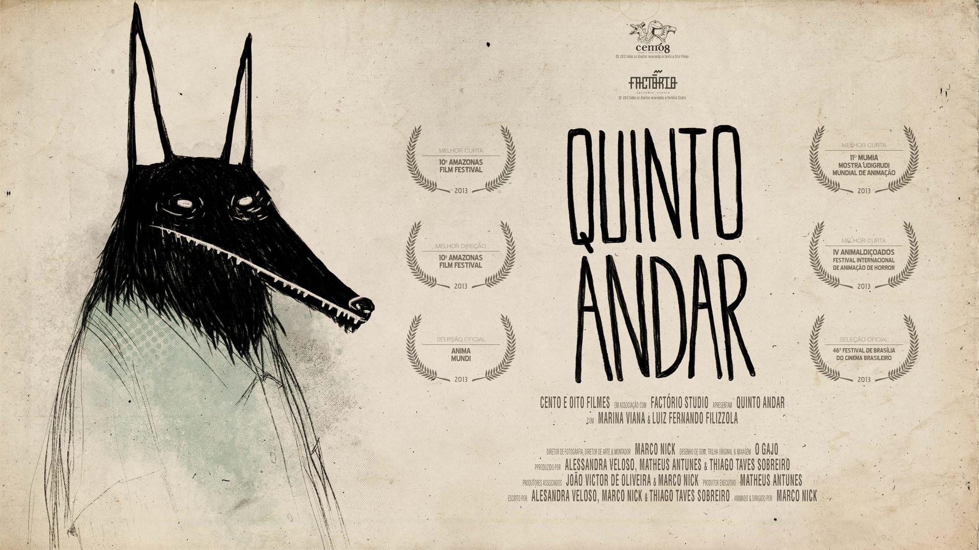 """""""Quinto Andar"""" (2012)"""
