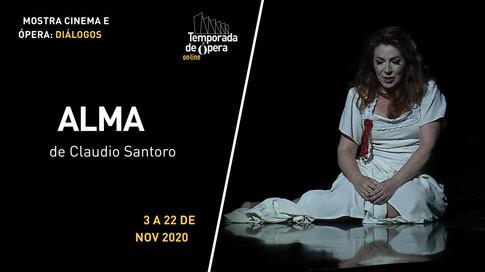 """Alma"", de Claudio Santoro"