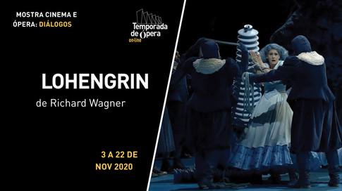 """Lohengrin"", de Richard Wagner"