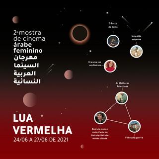 constelação LUA VERMELHA