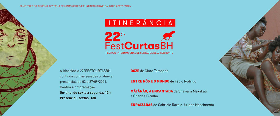 Itinerância FestCurtasBH