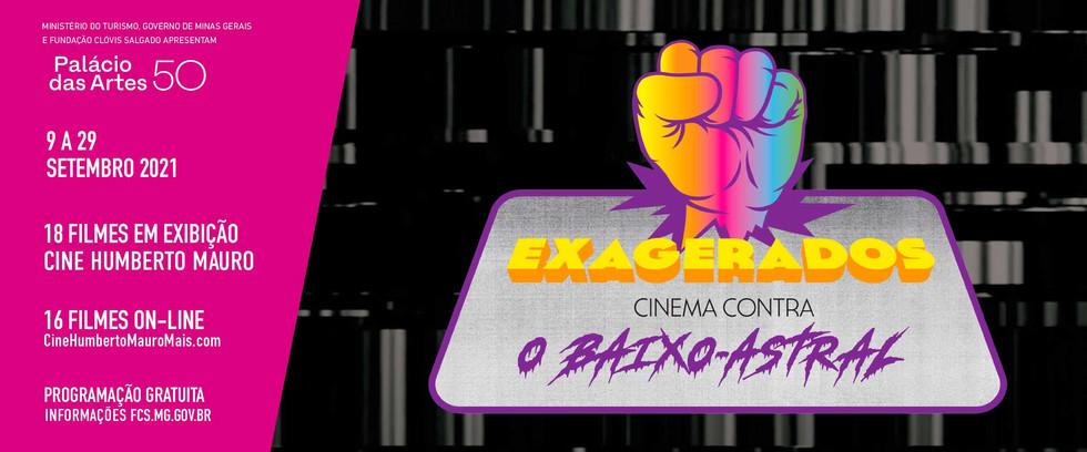 Exagerados: Cinema Contra o Baixo-Astral