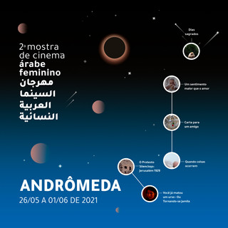 constelação ANDRÔMEDA