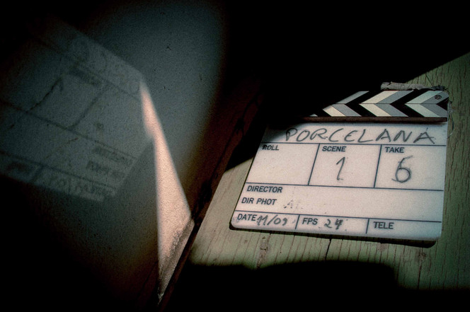 "making of: ""Porcelana"" (2011)"