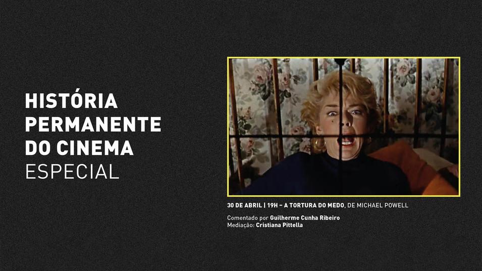 História Permanente do Cinema Especial Cinema e Psicanálise