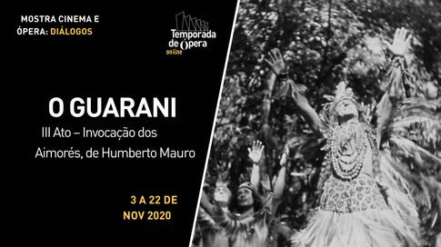 """O Guarani"", de Humberto Mauro"