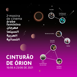 constelação CINTURÃO DE ÓRION