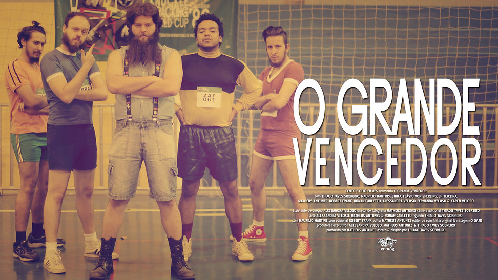 """""""O Grande Vencedor"""" (de Thiago Taves Sobreiro, 2015)"""