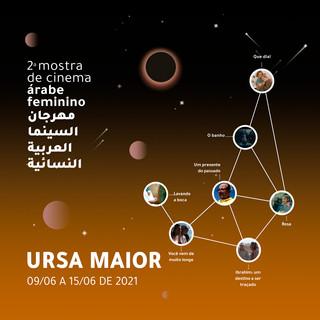 constelação URSA MAIOR