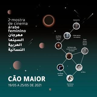 constelação Cão Maior