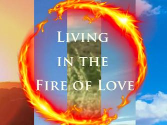 活在愛之火中